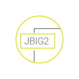 JBIG2 compression support