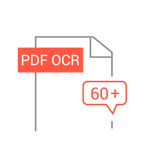 Save as PDF-OCR
