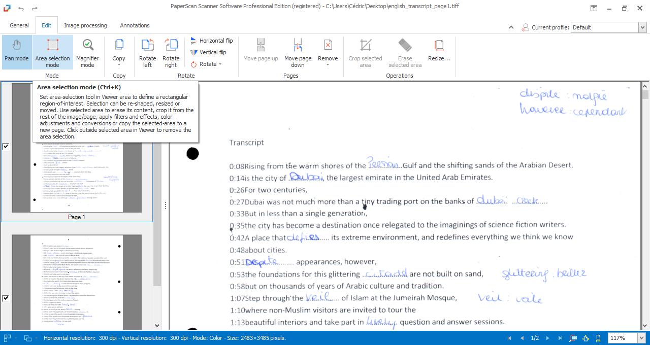 Resultado de imagen para ORPALIS PaperScan Professional 3